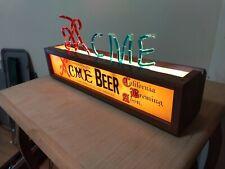 Sign Bubbler , Acme