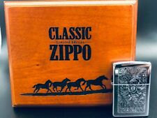 Zippo Marlboro Classic Limited Edition - Only 2500 Made! (Insanely Rare Find)