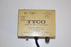 Vintage Tyco HO Electric Power Pack Train Transformer Model 899V R20405