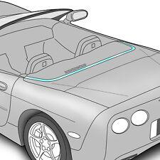 1998-2004 Corvette C5 Clear Deck Lid Protector 606334