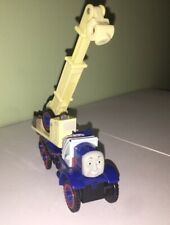 Thomas & Friends Wooden Railway Train Kelly The Crane 2003 Learning Curve Rare