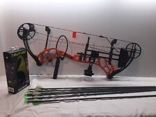 New 2016 Fred Bear Marshal Orange Bow RTH Right Hand 60-70#  23-30  inch draw