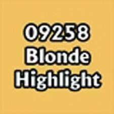 Master Series Paint Blonde Highlight Miniature Paint Reaper Miniatures RPR 09258
