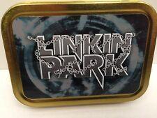 Linkin Park American Metal Rock Band Music Cigarette Tobacco Storage 2oz Tin
