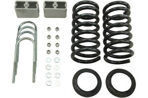 Belltech 82-04 Chevy S10/S15 Pickup Ext Cab 3/3 Drop Lowering Kit 618