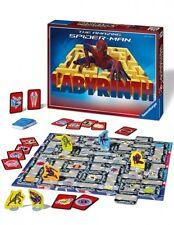 The amazing Spider-man Labirinth labirinto. gioco Ravensburger 7+, 2-4 giocator