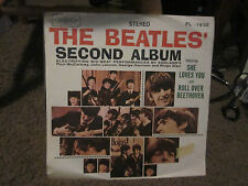 THE BEATLES - SECOND ALBUM  LP TAIWAN / CHINA PRESSING