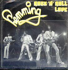 7inch LEMMING rock n roll love HOLLAND 1976 GLAMROCK EX