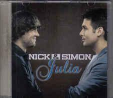 Nick&Simon-Julia Promo cd single