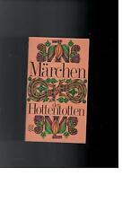 Ulrich Benzel - Märchen der Hottentotten - 1978