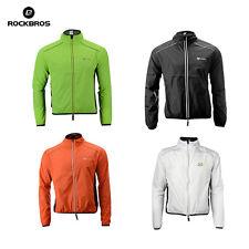 RockBros Cycling Jacket Jersey Riding Bicycle Bike Wind Coat Raincoat