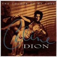 "CELINE DION ""THE COLOUR OF MY LOVE"" CD NEUWARE"