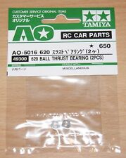Tamiya 49300/AO-5016 620 Ball Thrust Bearing (2 Pcs.) (DF03/FF03/TA05/TRF416)
