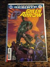 GREEN ARROW #20 (DC, 2017) Free Combine Shipping