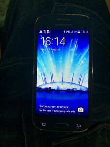 Samsung Galaxy Ace 4 Smartphone (2014) Used. A Little Worn In Places