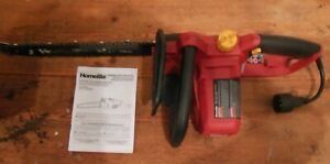 Homelite 14 INCH 9-AMP Corded Electric Chainsaw-PreOwned but Working fine