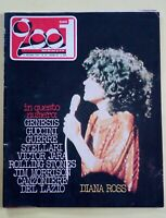 CIAO 2001 N. 45 DEL 1977 77 DIANA ROSS – STAR WARS - GENESIS – ROLLING STONES