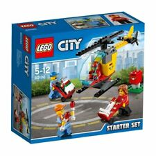 Lego Starter Set City Airport - construction