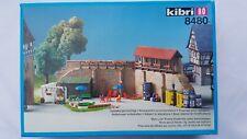 Kibri H0 8480 Stadtmauer OVP