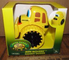 John Deere Kids DANNY DOZER Mini Movers 1998 Ertl Toy 34058 jd crawler preschool