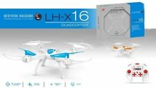 (ON SALE) LH-X16 Headless 2.4GHz 6 CH GYRO RC Quadcopter One Key Return
