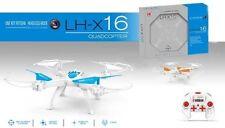 Lead Honor LH-X16 Headless 2.4GHz 6 CH GYRO RC Quadcopter One Key Return