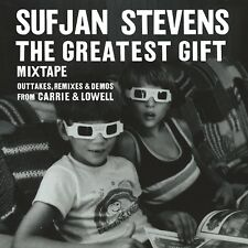 "Sufjan Stevens Greatest Gift NEW SEALED 12"" LTD YELLOW vinyl w/ DLC - outtakes"