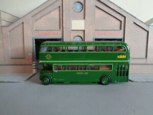 EFE 25601 AEC RCL ROUTEMASTER COACH GREEN LINE ROUTE 709 BAKER STREET 1/76 B3