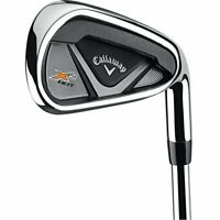 New Callaway X2 Hot Single Iron - Choose LH/RH Club Loft Shaft Flex X-2