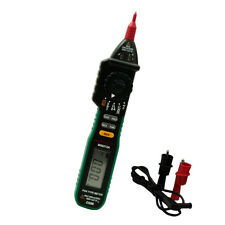 Mastech MS8212A Digital Multimeter Current Tester with Test Leads Pen Tape