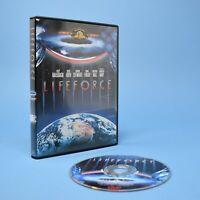 Lifeforce - MGM DVD - Steve Railsback - Peter Firth - Life Force 1985 GUARANTEED
