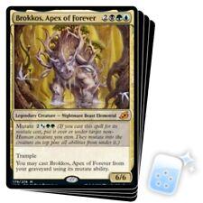 BROKKOS, APEX OF FOREVER X4 Ikoria IKO Magic MTG MINT CARD