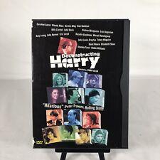 DECONSTRUCTING HARRY (DVD, 1998) | Woody Allen