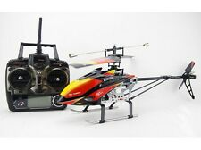 WL Toys RC Hubschrauber MT400 Single Rotor Helicopter 1500mAh Akku 2.4GHz