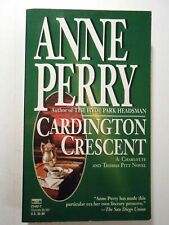CARDINGTON CRESCENT BY ANNE PERRY (PAPERBACK, 1988) FAWCETT CREST MYSTERY