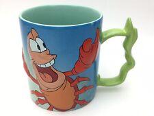 Walt Disney Little Mermaid 'Sebastian' Novelty Mug New E82 AA