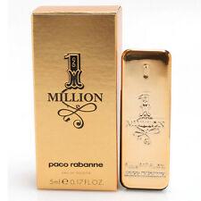 1 MILLION MINI  0.17 OZ EDT SPLASH FOR MEN BY PACO RABANNE NEW IN BOX