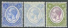 Honduras (Until 1973) Multiple Stamps