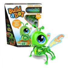 Build a Bot Grashüpfer Roboter Mint Bausatz Spielzeug 4-12J. 25+Teile kinder