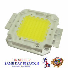 70W SMD LED Bright Integrated Chip Cold White High Power Bulb Floodlight