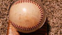 BOSTON RED SOX Rare 1964 TONY CONIGLIARO  Signed Autographed Baseball