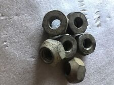 Tractor Wheel Nuts MF Nuffield ?
