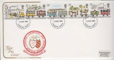 FDC 1980 Liverpool & Manchester Railway 150th Anniversary Cotswold Cover