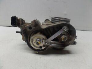 2011 Kawasaki KX250F KX-250F throttle body with injector fuel injector