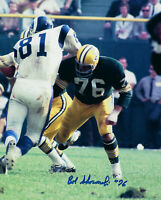 1960's PACKERS Bob Skoronski signed photo 8x10 AUTO SB I Autographed Green Bay
