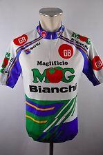 Sportful MOG GB vintage cycling jersey maglia Rad Trikot Gr. L 54cm 14B