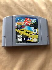 MRC: Multi-Racing Championship (Nintendo 64 N64 Tested
