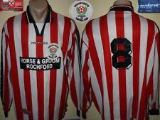 Jersey Trikot Camiseta Shirt Longsleeve ROCHFORD UNITED FC Pro Star #8 Home