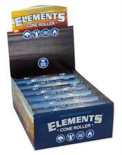 12 Stück  -  Elements 110mm Drehmaschine konisch für lange Zigaretten Drehhilfe