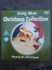 NEARLY NO CHRISTMAS DVD Promo Daily Mail CHRISTMAS COLLECTION